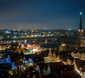 Oudewater by Light