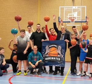 basketbal Oudewater